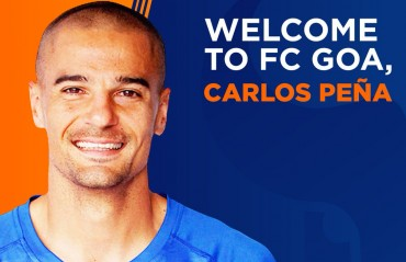 ISL 2018: Defender Carlos Pena signs for FC Goa