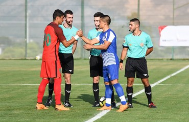 Bengaluru FC suffered a 1-5 thrashing at the hands of UAE Pro-League side Shabab Al Ahli Dubai FC