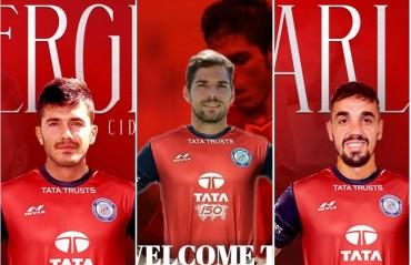 ISL 2018-19: Jamshedpur FC sign Spanish trio