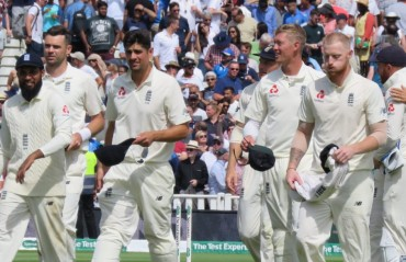England vs India: Anderson's fifer knocks India out for 107 in Lord's Test