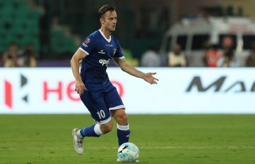 Rene Mehelic signs a one-year contract with Delhi Dynamos FC