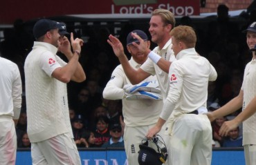 England vs India: England outplay India by innings & 159 run at Lord's