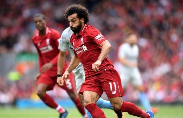 Liverpool begin EPL season with 4-0 rout of West Ham United