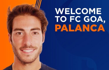 ISL 2018-19: FC Goa sign Spanish left winger Palanca