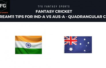 Fantasy Cricket: Dream11 tips for Ind-AvAus-A Quadrangular Cup