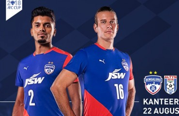 AFC Cup: Bengaluru FC announce 30-man squad for AFC Cup knock-outs