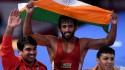 Asian Games 2018: Bajrang wins 1st gold, Apurvi-Ravi take bronze on Day 1