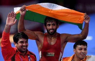 Asian Games 2018: Bajrang wins 1st gold, Apurvi-Ravi take bronze on Day 1