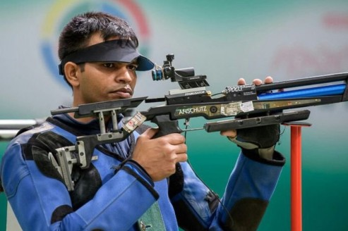 Asian Games 2018: Shooter Deepak Kumar bags silver in 10m Air Rifle - Day 2