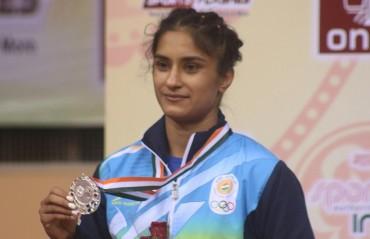 Asian Games 2018: Phogat, shooters climb podium as Indians shine in rowing, hockey, wushu