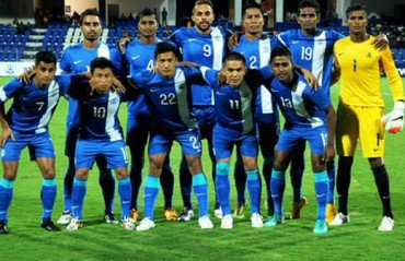 India drop 12 places to 167th, following poor performances in Fifa World Cup qualifiers