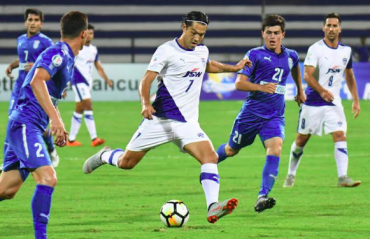 AFC Cup 2018 - Bengaluru FC fight back in 3-2 loss to Altyn Asyr to stay in the tie
