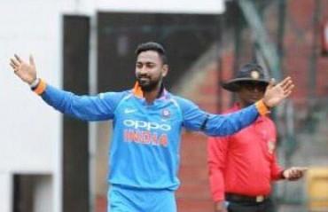 Krunal Pandya targets 2019 World Cup squad