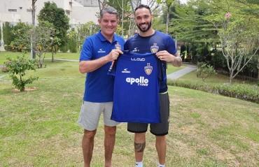ISL 2018-19: Brazilian defender Eli Sabia rejoins  Chennaiyin FC