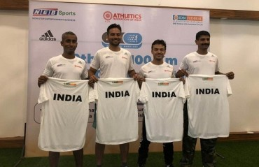 Team of 7 Ultra-Runners to represent India at the 100km World Championships
