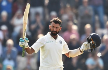 #ENGvsIND Day 2: Pujara ton helps India take lead,  Moeen stars with ball for England