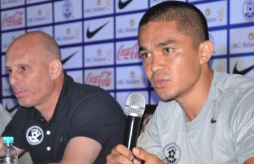 Wanted more time for preparations for Turkmenistan clash: Chhetri