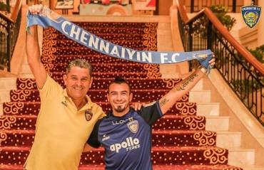ISL 2018-19: Chennaiyin FC sign Palestine forward Carlos Antonio Salom