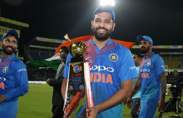 Rohit to lead India at Asia Cup, Kohli rested