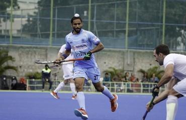 Indian Men's Hockey Team beat Pakistan 2-1 to win Bronze