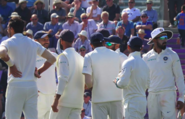 England take a 233 run lead over India at stumps on day 3 at Southampton test