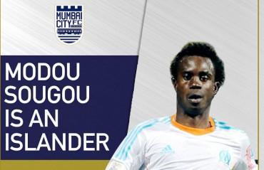 ISL 2018-19: Mumbai City sign Senegalese winger Sougou