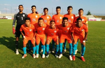 India U-19s To Play Back-To-Back Friendlies Against Serbia