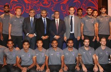 Delhi Dynamos has chosen a great development partner in Aspire AcademySays Indian ambassador to Qatar
