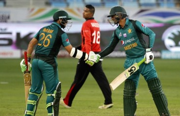 Asia Cup: Pakistan register easy victory over Hong Kong
