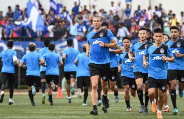 Bengaluru FC announce 25-member squad for Indian Super League