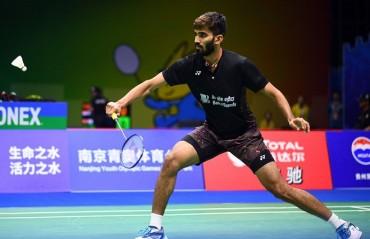 Srikanth, Sindhu advance at China Open badminton