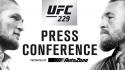 LIVE STREAM -- UFC 229 Press Conference -- Khabib Nurmagomedov vs Conor McGregor