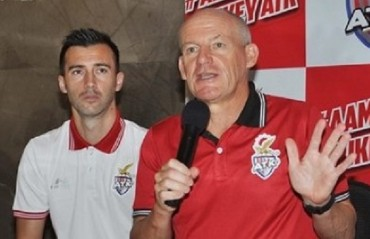 New ATK head coach wants trophy for ISL league winners