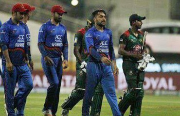 Asia Cup: Afghanistan thrash Bangladesh by 136 runs