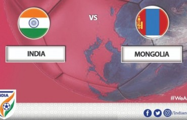 FULL VIDEO -- India U-16 girls go down fighting against Mongolia at AFC U-16 Womens' Qualfiers