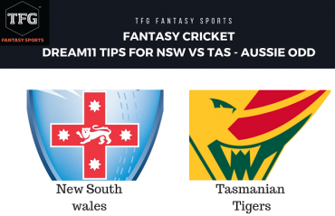 Fantasy Cricket: Dream 11 tips for NSW Blues vs Tasmania Tiger -- Aussie ODD -- JLT Cup