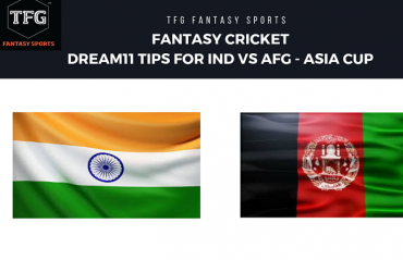 Fantasy Cricket: Dream11 tips for Asia Cup -- India v Afghanistan