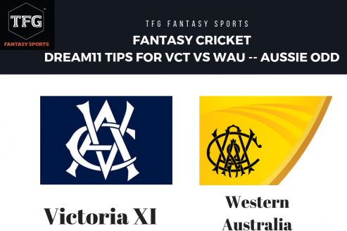 Fantasy Cricket: Dream 11 tips for Victoria XI vs Western Australia Warriors -- JLT Cup -- Aussie ODD