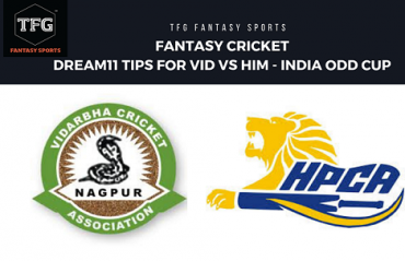 Fantasy Cricket: Dream 11 tips for Vidarbha vs Himachal Pradesh -- Indian ODD -- Vijay Hazare