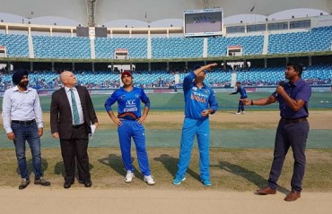 Asia Cup: Afghanistan to bat vs Dhoni-led India