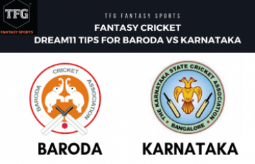 Fantasy Cricket: Dream11 tips in Hindi for Baroda vs Karnataka -- Indian ODD -- Vijay Hazare Trophy