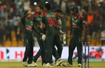 Bangladesh upset Pakistan to enter Asia Cup final