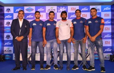 Haryana Steelers announce Yogeshwar Dutt as Team Ambassador
