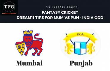 Fantasy Cricket: Dream 11 tips for Mumbai vs Punjab -- Vijay Hazare Trophy -- India ODD