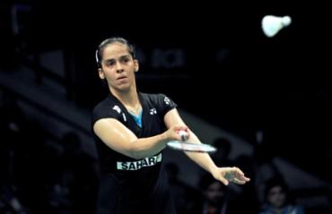 Korea Open: Saina in women's singles quarters