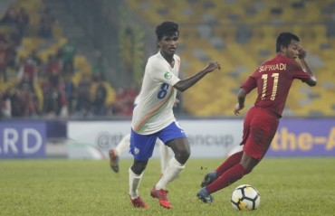 India in AFC U-16 meet quarters for 1st time in 16 years