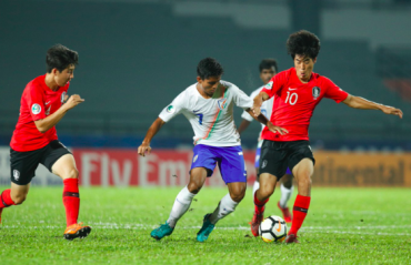 So near yet so far -- India lose to South Korea at history's doorstep, exit AFC U-16 Championship