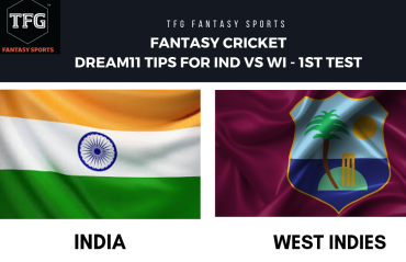 Fantasy Cricket: Dream11 tips for India v West Indies 1st Test