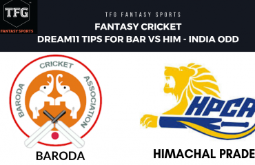 Fantasy Cricket: Dream11 tips for Baroda v Himachal Pradesh -- Vijay Hazare ODI