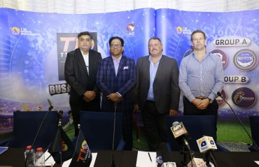 Sehwag, Afridi and McCullum to be icons for T10 league